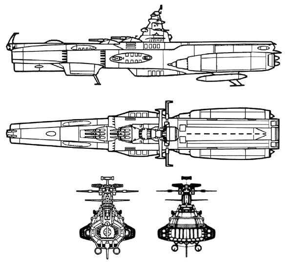 Battlecarrier lexington