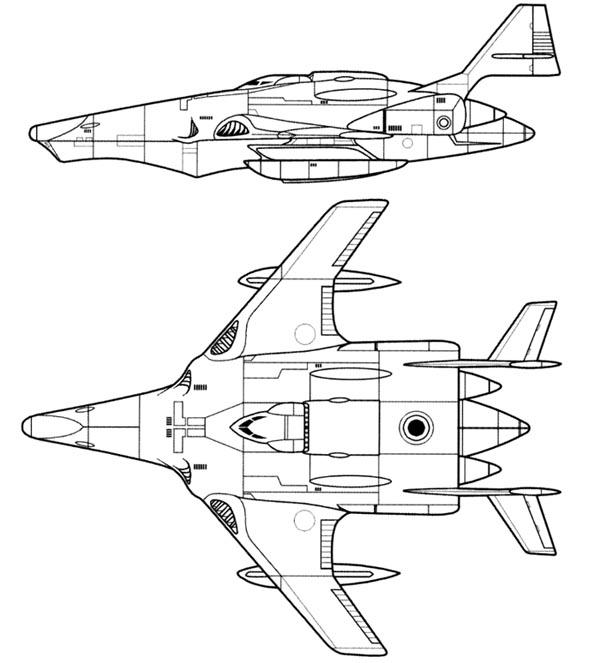 Lrhvybomber cosmomarauder