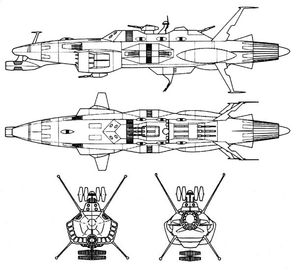 Destroyer unmanned