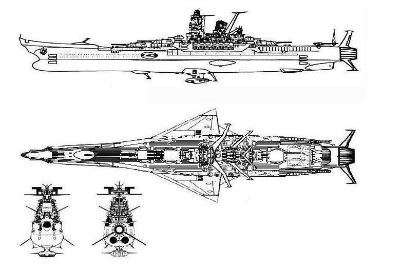 Yamato star blazers wiki fandom powered by wikia battleship yamato redux malvernweather Images