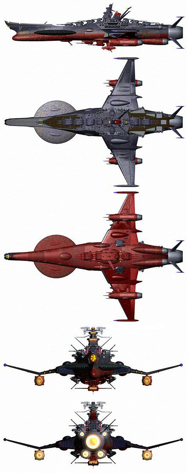 Battleship greatyamato2