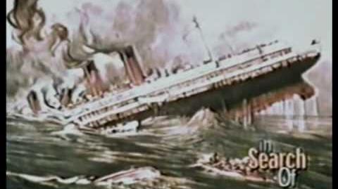 In Search Of The Lusitania (Season 5 Episode 23)