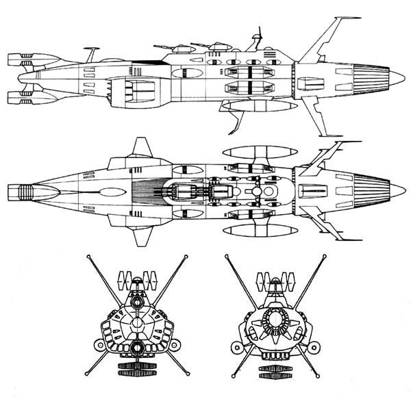 Heavybattleship unmanned