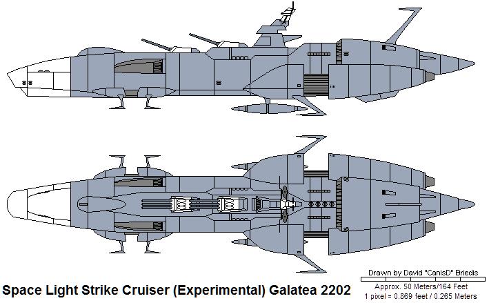 Lightstrikecruiser galatea