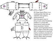 Deep Space buoy