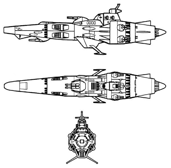 Destroyer gearing