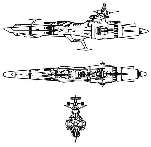 Battlecruiser hood