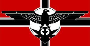 Neo Zeon Flag