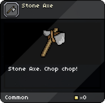 Stoneaxe infobox