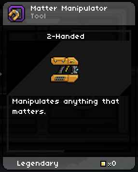 MatterManipulator