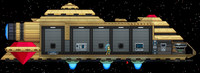 Avian tier 1 spaceship