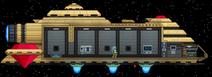 Avian tier 1 spaceship