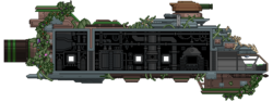 Floran Ship Upgrade 3