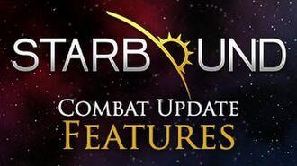 Starbound Combat Update Trailer