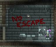 Кровавые надписи тюрьма(2)