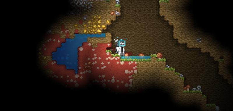 Грибные пещеры (биом) | Starbound Вики | FANDOM powered by Wikia