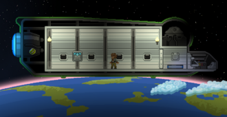 Starbound - Apex Ship