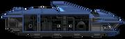Hylotl ship