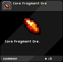Corefragmentore