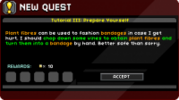 New Quest