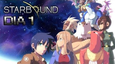STARBOUND Dia 1 El universo, razas y primeros pasos