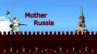 Starbound Cover - Mother Russia (Iron Maiden)