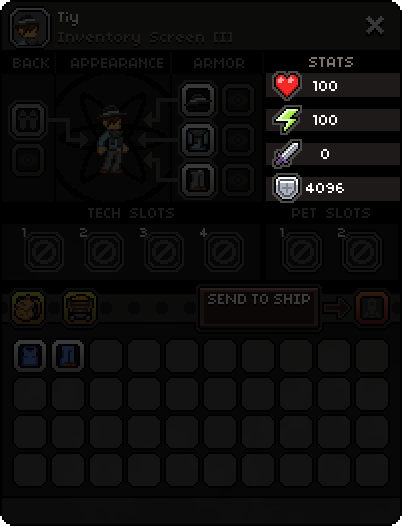 Inventory Stats