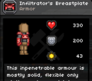 Infiltrator's Breastplate