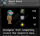 Spy's Hood