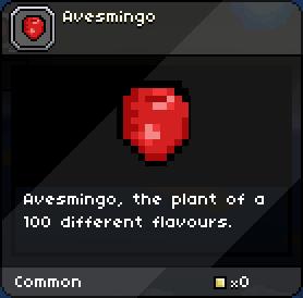 Avesmingo tooltip