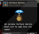 Torture device