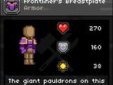 Frontliner's Breastplate