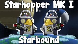 NEW BOSS!? Shockhopper MK I - Starbound Nightly Build
