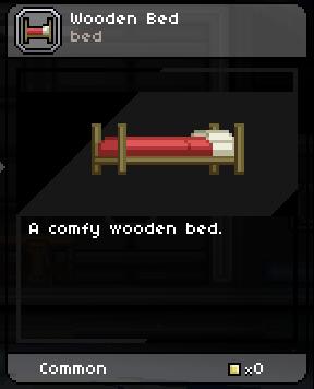 Woodenbed