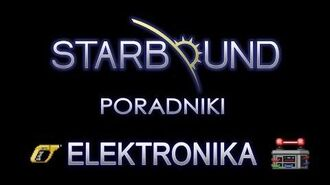 STARBOUND PORADNIKI ELEKTRONIKA (WIRING STATION)