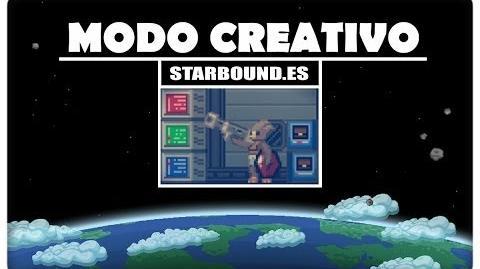 Starbound MOD en Español - ¡Modo Creativo y Mucho más!