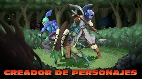 STARBOUND ESPAÑOL - EP 10 - CREADOR DE PERSONAJES - KroNoX