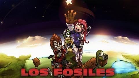 STARBOUND ESPAÑOL - EP 11 - LOS FÓSILES - KroNoX
