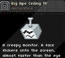 Big Ape Ceiling TV