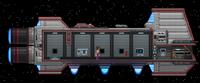 Human tier 1 spaceship
