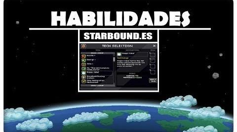 Starbound en Español - TUTORIAL - ¿Como se usan las habilidades?