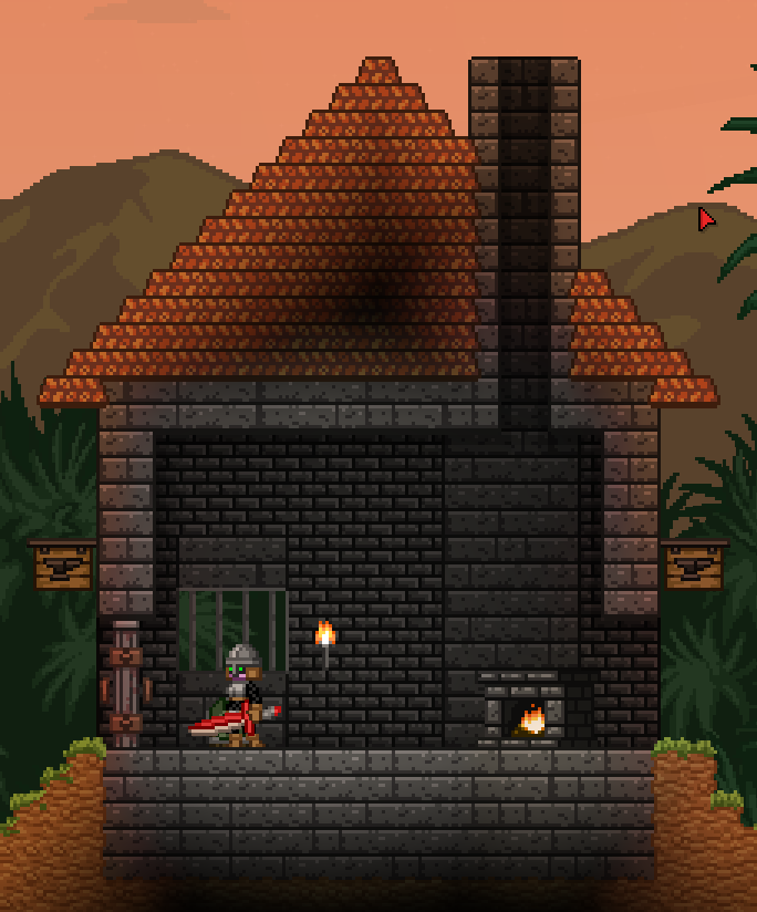 Glitch House Starbound Wiki Fandom Powered By Wikia