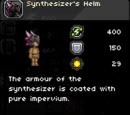 Synthesizer's Armor