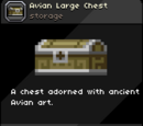 Avian Large Chest