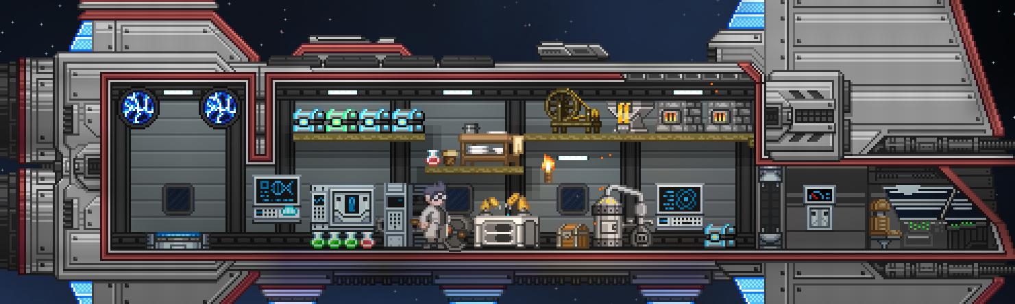 Spaceship Starbound Wiki FANDOM Powered By Wikia - Spaceship design game