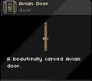 Avian Door