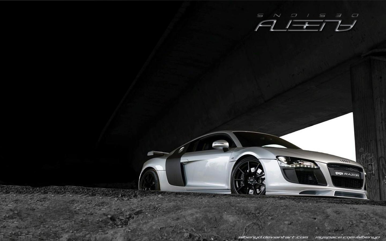 Audi Wallpaper Audi R Jpg