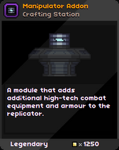 Manipulator Addon Infobox