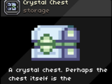 Crystal Chest