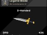 Legend Blade